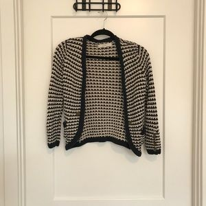 "Classic ""Chanel"" style cardigan"